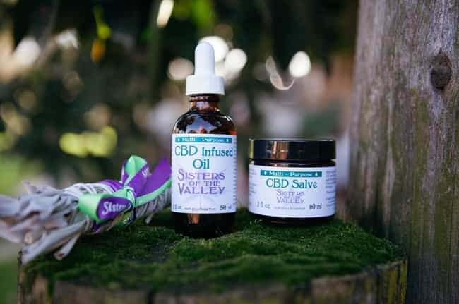"They Produce Cannabis Products is listed (or ranked) 3 on the list Narco Nuns: Sisters Make Oil And Soap From Cannabis Believing It Is A ""Gift From God"""