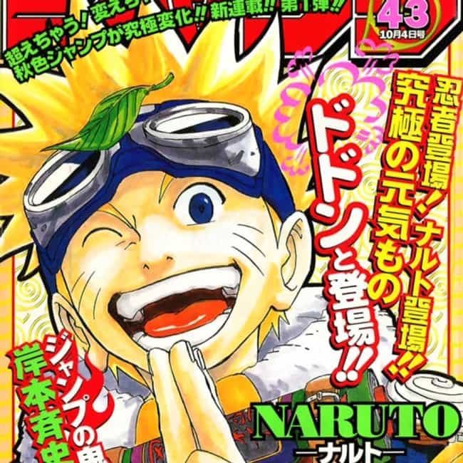 Originally, 'Naruto' W... is listed (or ranked) 6 on the list 20 Things You Didn't Know About Naruto