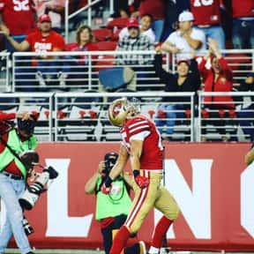 George Kittle is listed (or ranked) 2 on the list The Best Tight Ends in the NFL
