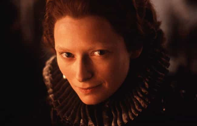 The Actress Would Only R... is listed (or ranked) 4 on the list Tilda Swinton Is Hollywood's Most Intoxicating Weirdo