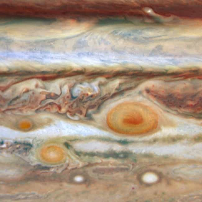 This Visual Tour Of Jupiter Shows The Gas Giant In All Its Jovian Glory