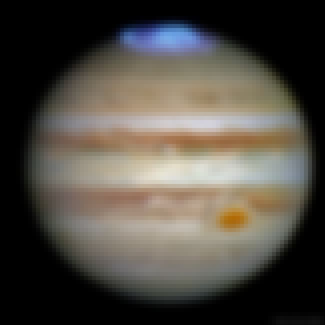 An Aurora On Jupiter is listed (or ranked) 3 on the list This Visual Tour Of Jupiter Shows The Gas Giant In All Its Jovian Glory