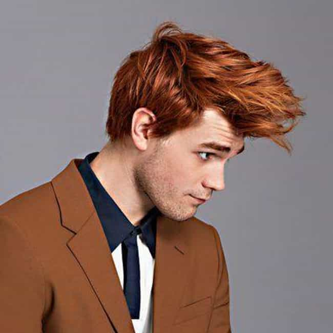 KJ Apa is listed (or ranked) 2 on the list Celebrity Men Who Are Way Younger Than You Think