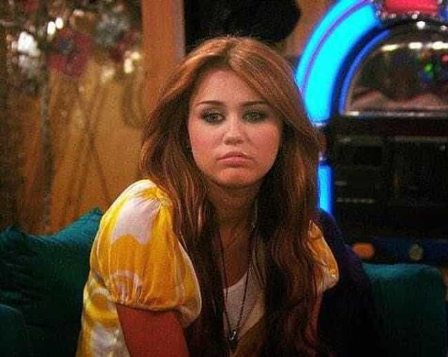 The Demands Of The Show ... is listed (or ranked) 1 on the list Dark Behind-The-Scenes Stories From 'Hannah Montana'