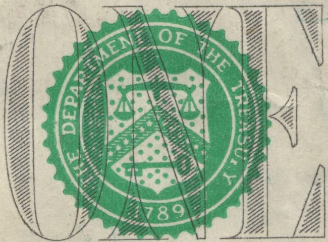 The Us Treasury Seal Was Nearly Changed Because Of The Civil War