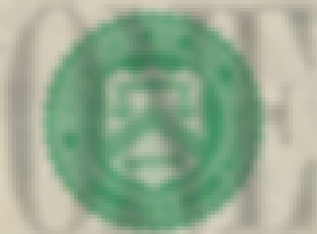 The US Treasury Seal Was Nearl... is listed (or ranked) 4 on the list Here Is What Every Symbol On The Dollar Bill Really Means