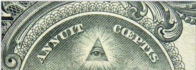 The Eye               Of Providence Has Many... is listed (or ranked) 1 on the               list Here Is What Every Symbol On The Dollar Bill Really               Means
