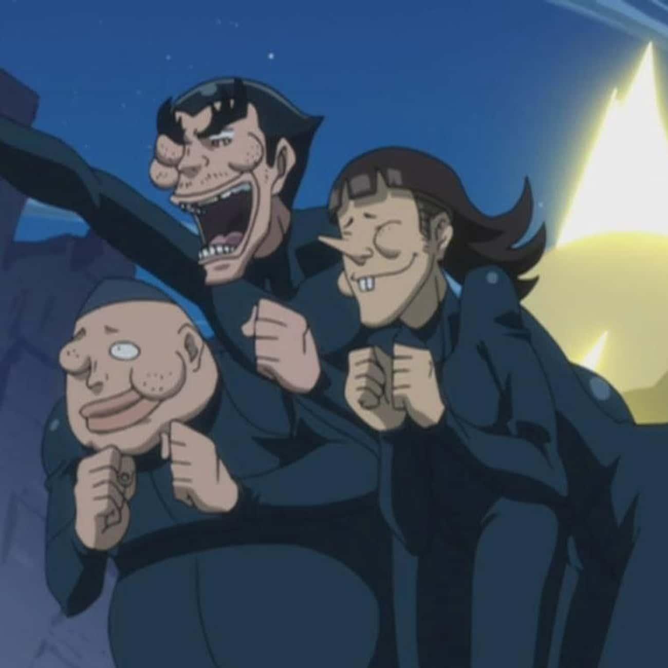 The Jiggle Butt Gang (Fairy Tail)