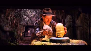 That Time He Looted A Temple F is listed (or ranked) 1 on the list 15 Times Indiana Jones Was A Terrible Archaeologist