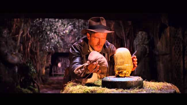 That Time He Looted A Temple F... is listed (or ranked) 1 on the list 15 Times Indiana Jones Was A Terrible Archaeologist