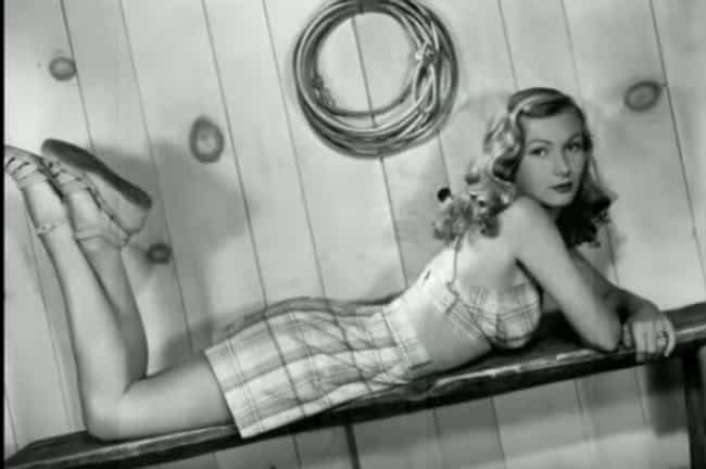 Her Ashes Ended Up On Di... is listed (or ranked) 2 on the list Why Veronica Lake Was The Ultimate Femme-Fatale Of The '40s