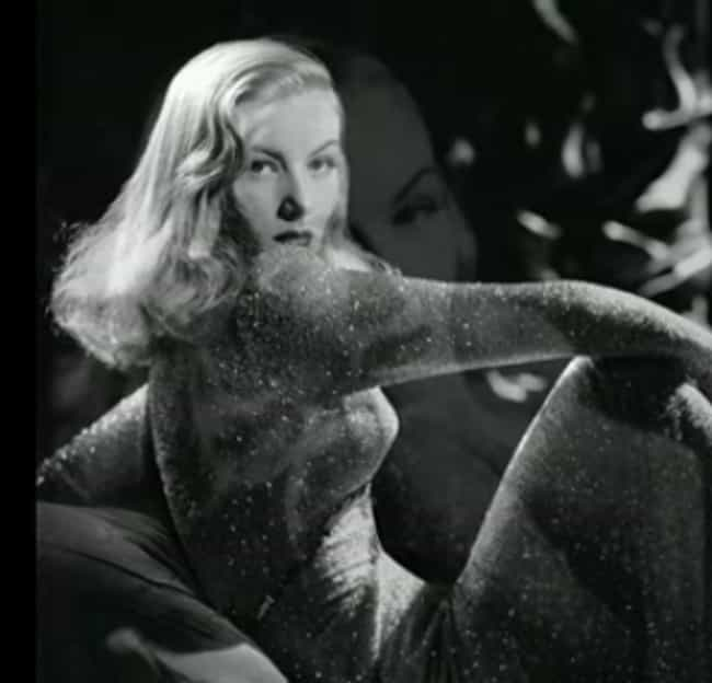 An On-Set Accident Led T... is listed (or ranked) 1 on the list Why Veronica Lake Was The Ultimate Femme-Fatale Of The '40s