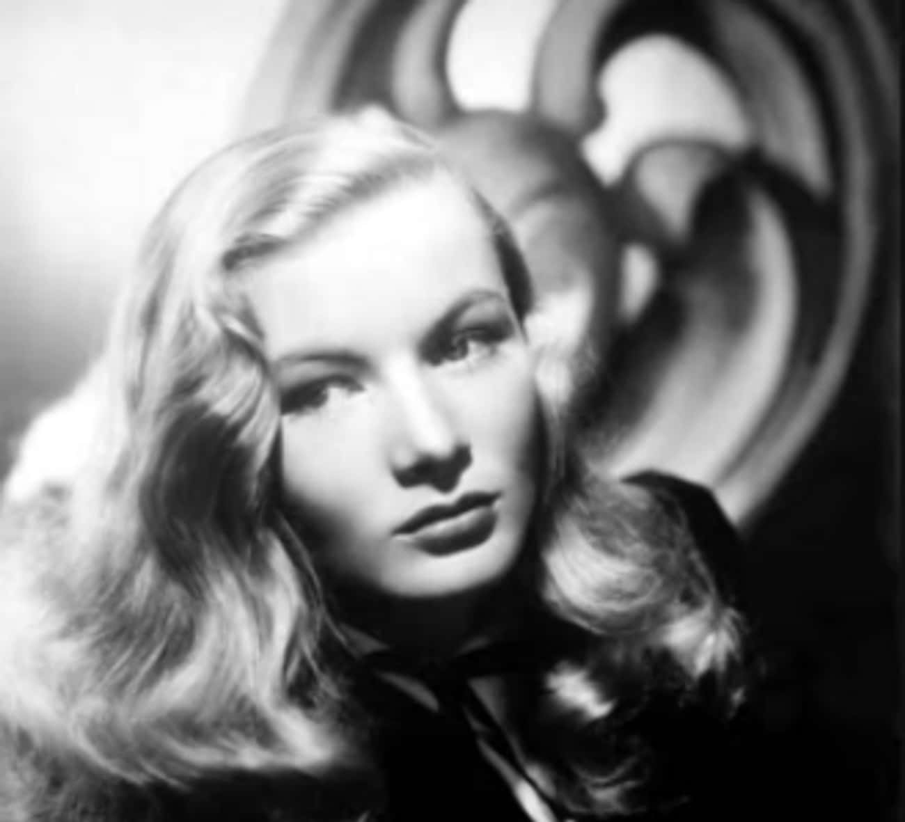 She Was Reportedly Difficult T is listed (or ranked) 4 on the list Why Veronica Lake Was The Ultimate Femme-Fatale Of The '40s