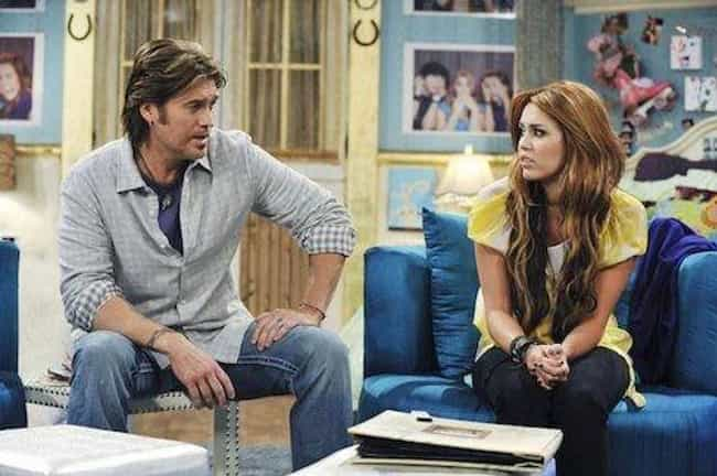 Billy Ray Claimed The Sh... is listed (or ranked) 4 on the list Dark Behind-The-Scenes Stories From 'Hannah Montana'