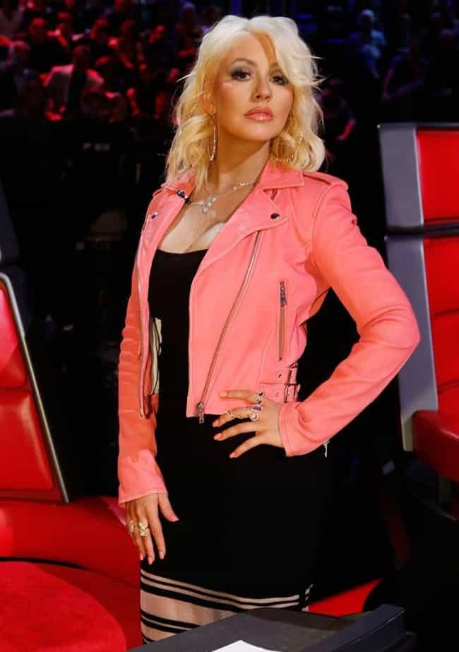 She Has Admitted To Alwa... is listed (or ranked) 4 on the list Things You Didn't Know About Christina Aguilera