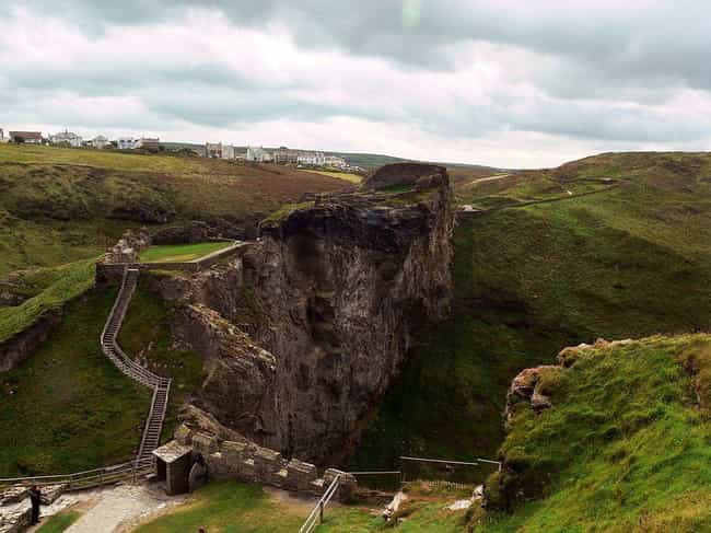 An Abandoned Medieval Ca... is listed (or ranked) 2 on the list All The Theories Historians Have For Solving The Mystery Of Who King Arthur Really Was