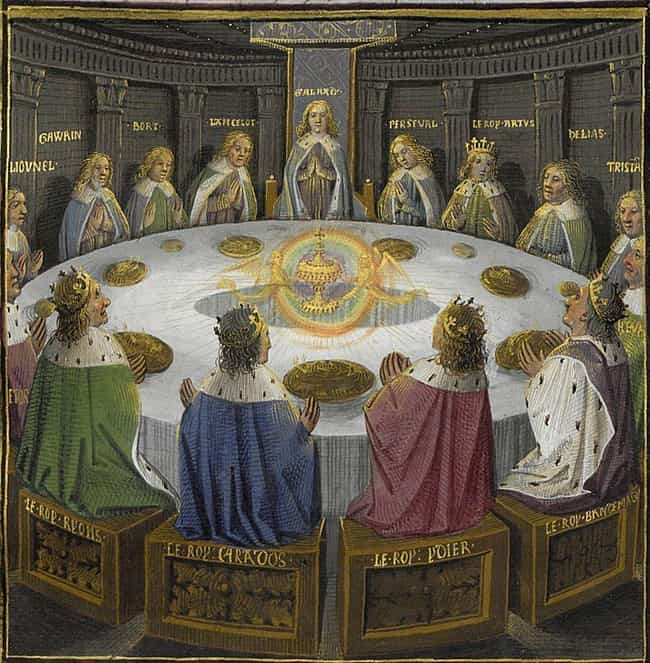 The Round Table Might Have Bee... is listed (or ranked) 5 on the list All The Theories Historians Have For Solving The Mystery Of Who King Arthur Really Was