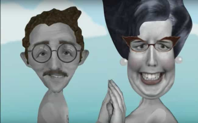 Angela Imagines Two Of H... is listed (or ranked) 3 on the list Angela Anaconda: The Bizarre Fever Dream Of A Kids Show That Included Bizarre Fever Dreams