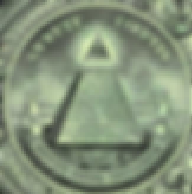 That Pyramid Might Represents ... is listed (or ranked) 2 on the list Here Is What Every Symbol On The Dollar Bill Really Means