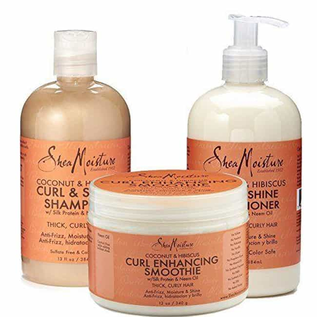 Shea Moisture Products is listed (or ranked) 4 on the list The Best Products To Transform Your Unruly Curls Into Silky Magic Hair