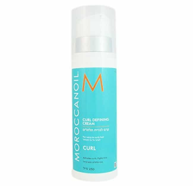 Curl Defining Cream By Morocca... is listed (or ranked) 1 on the list The Best Products To Transform Your Unruly Curls Into Silky Magic Hair
