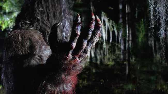 The Monster Is Tall, Hairy, An... is listed (or ranked) 4 on the list The Fouke Monster Of Boggy Creek Has Been Terrifying People And Eating Pets For Years