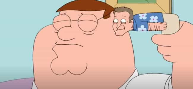 Robin Williams Taking Hi... is listed (or ranked) 4 on the list All The Times Family Guy Eerily Predicted The Future