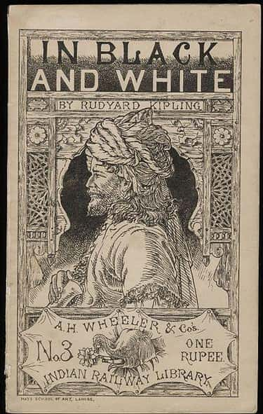 Kipling's Work Throughout  is listed (or ranked) 1 on the list The Jungle Book Was Originally Written To Prove That White People Are The Superior Race
