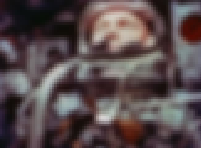 """John Glenn Described What He W... is listed (or ranked) 1 on the list The Mystery Of The """"Fireflies"""" That Swarmed John Glenn's Spaceship"""