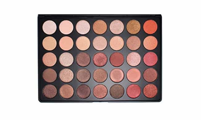 Morphe is listed (or ranked) 4 on the list These Super Affordable Makeup Brands Actually Sell Great Quality Products
