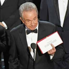 Warren Beatty Announcing The W is listed (or ranked) 18 on the list All the Things That Were a Thing in 2017, Ranked