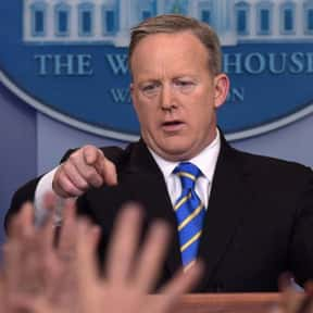 Sean Spicer/Melissa McCarthy is listed (or ranked) 11 on the list All the Things That Were a Thing in 2017, Ranked