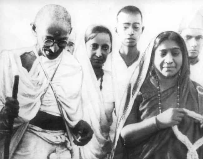 If A Woman Was Raped, Gandhi T... is listed (or ranked) 1 on the list Gandhi Made It His Mission To Make Sure Women Were Treated As Second-Class Citizens In India