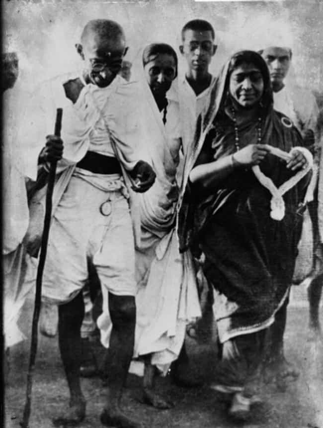 Gandhi Did Not Follow His Own ... is listed (or ranked) 4 on the list Gandhi Made It His Mission To Make Sure Women Were Treated As Second-Class Citizens In India
