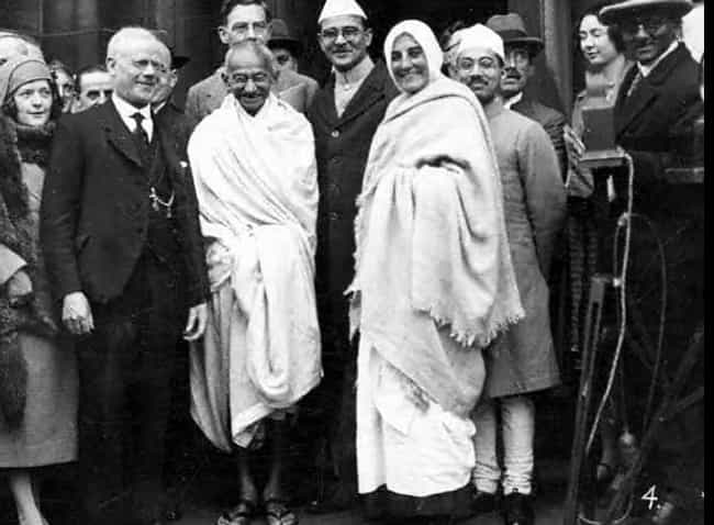 He Made Women Sleep Naked With... is listed (or ranked) 2 on the list Gandhi Made It His Mission To Make Sure Women Were Treated As Second-Class Citizens In India