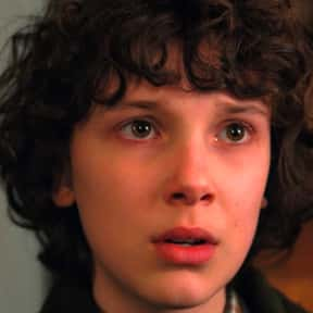 Eleven's Curly Hair is listed (or ranked) 19 on the list All the Things That Were a Thing in 2017, Ranked
