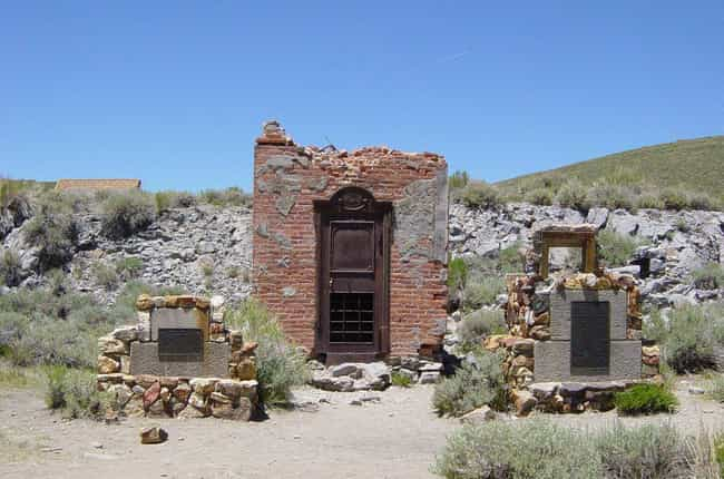 If You Take Anything From The ... is listed (or ranked) 1 on the list Terrifying Consequences Of The Curse Of Bodie, The Most Haunted Town In America