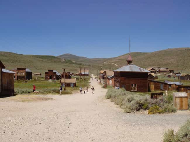 The Curse Followed A Man All T... is listed (or ranked) 3 on the list Terrifying Consequences Of The Curse Of Bodie, The Most Haunted Town In America