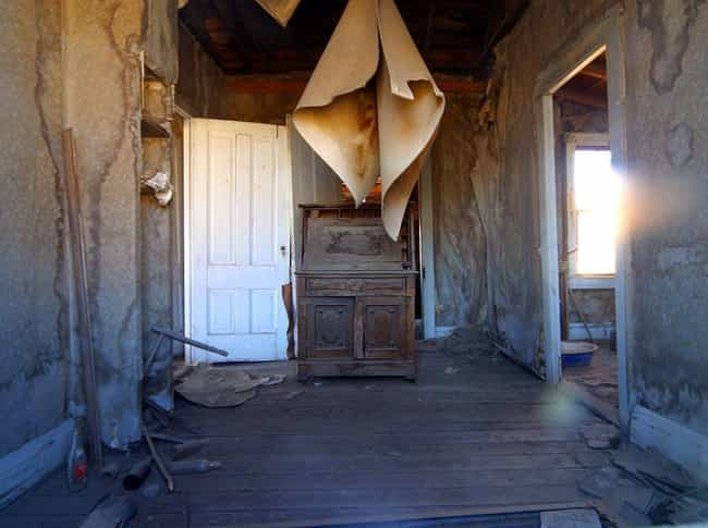Don't Feel Tempted By The ... is listed (or ranked) 4 on the list Terrifying Consequences Of The Curse Of Bodie, The Most Haunted Town In America