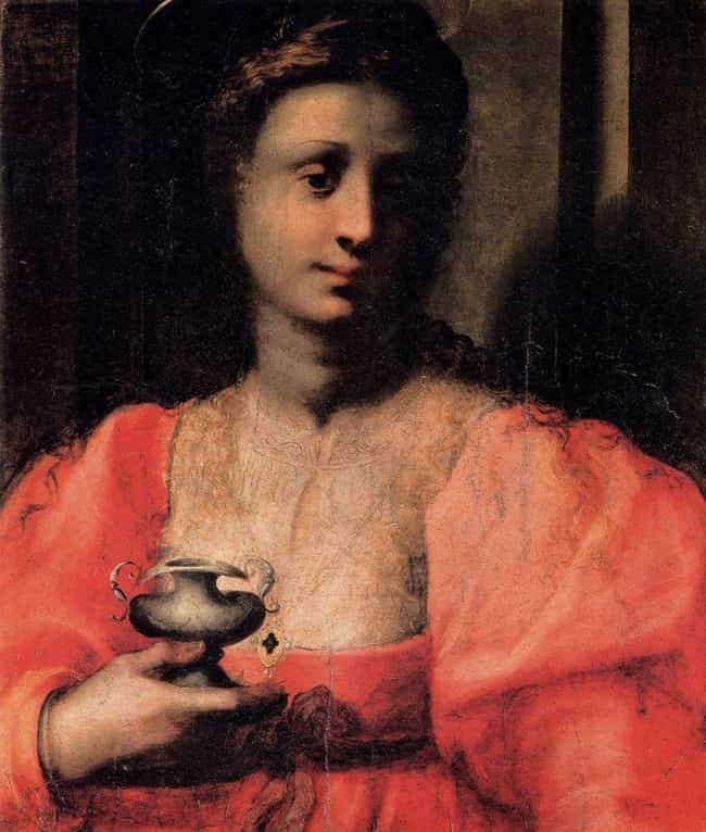 Giulia Tofana Made Itali... is listed (or ranked) 1 on the list Meet The Woman Who Poisoned Makeup To Help Over 600 Women Murder Their Husbands