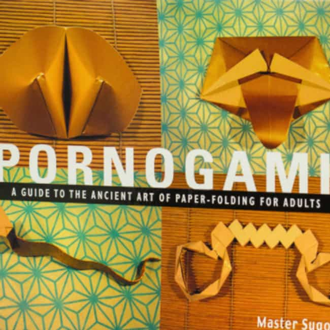 Pornogami: A Guide To the Anci... is listed (or ranked) 1 on the list Knitting With Cat Hair and the 12 Weirdest DIY Books