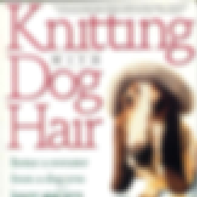Knitting With Dog Hair is listed (or ranked) 3 on the list Knitting With Cat Hair and the 12 Weirdest DIY Books