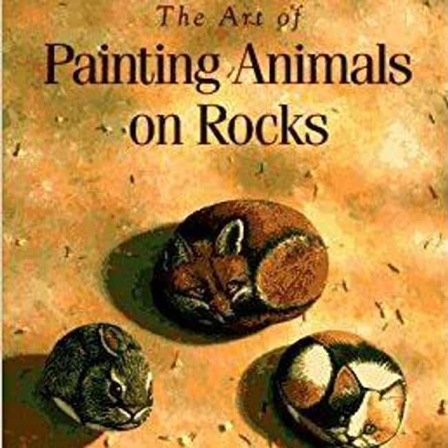 The Art Of Painting Animals On... is listed (or ranked) 4 on the list Knitting With Cat Hair and the 12 Weirdest DIY Books