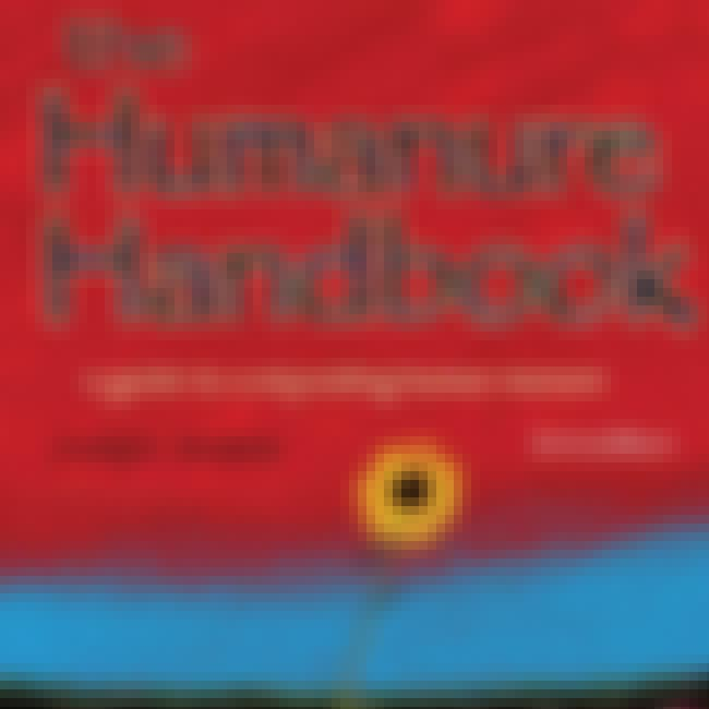 The Humanure Handbook: A Guide... is listed (or ranked) 2 on the list Knitting With Cat Hair and the 12 Weirdest DIY Books