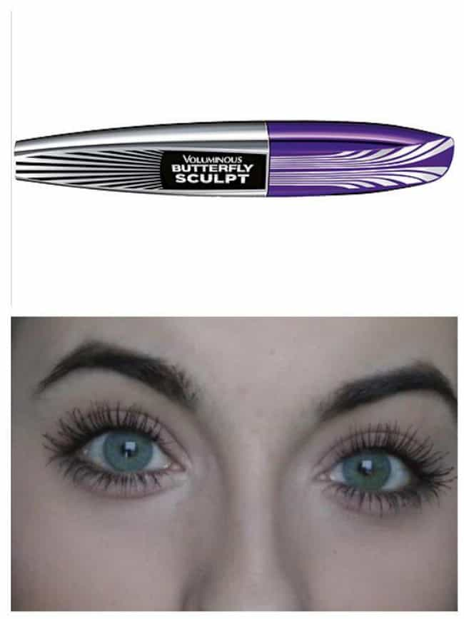 L'Oreal Paris Voluminous... is listed (or ranked) 3 on the list The Best Drugstore Mascaras