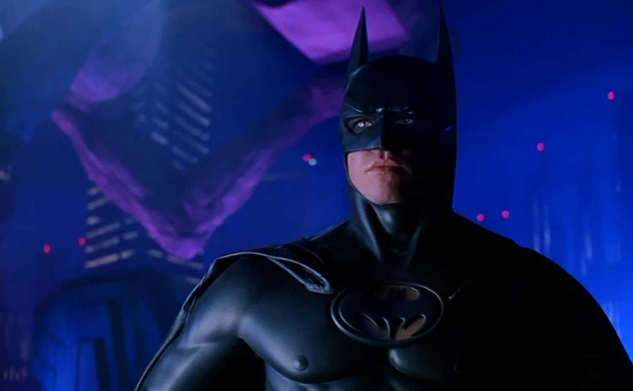 He Made Filming Batman Forever is listed (or ranked) 3 on the list Val Kilmer Has Had A Strange Hollywood Career