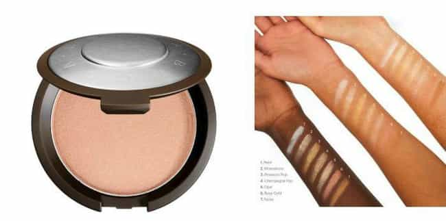 Champagne Pop Highlighter By B... is listed (or ranked) 2 on the list Blinding Highlighters That Give You A Glow So Bright You Can See It From Space
