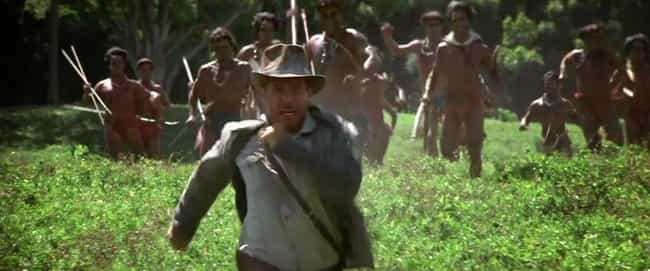 When He Completely Faile... is listed (or ranked) 4 on the list 15 Times Indiana Jones Was A Terrible Archaeologist