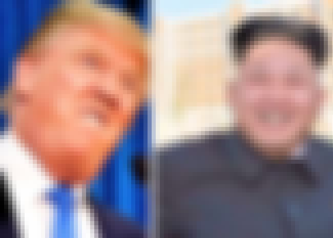 They've Created Some Buzzw... is listed (or ranked) 3 on the list 11 Ways We Can Tell Donald Trump and Kim Jong-un Are Probably The Same Person