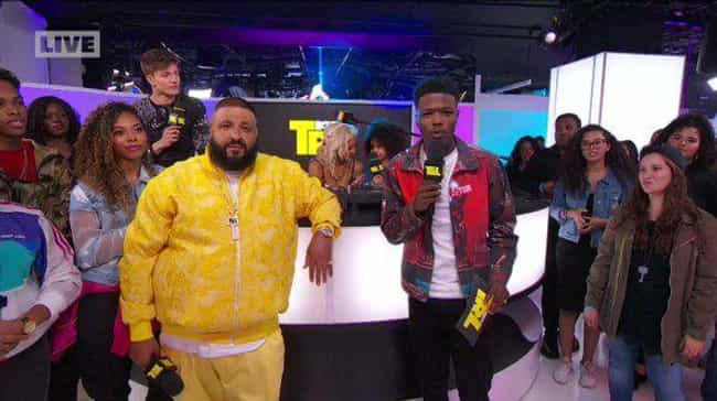 The Studio Is Strange And Mass... is listed (or ranked) 2 on the list Going To A Taping Of MTV's New TRL Will Only Make You Sad